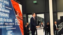 Premier Morawiecki: Chcemy przywrócić Łodzi jej przemysłową tożsamość - miniaturka