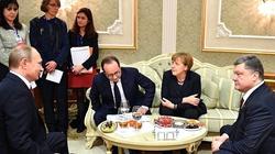 Rozejm Ukrainy i Rosji. Czy Niemcy i Francja zapewnią pokój w Donbasie? - miniaturka