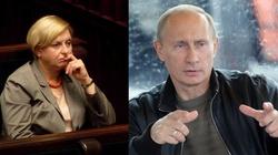 Anna Fotyga ostrzega przed Rosją na Morzu Azowskim!!! - miniaturka