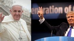 Trump spotka się za miesiąc z papieżem? - miniaturka
