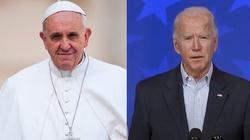 Papież Franciszek rozmawiał telefonicznie z Joe Bidenem - miniaturka