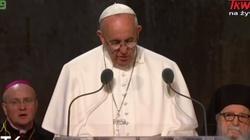 Franciszek: Niech Maryja czuwa nad Francją - miniaturka