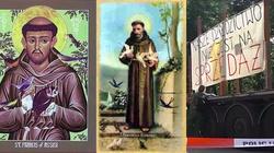 Franciszek z Asyżu - Święty ekolog - miniaturka