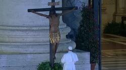 Papież: niech Pan da nam prawe, przejrzyste sumienie - miniaturka