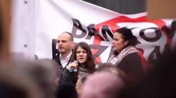 W Warszawie protestowali frankowicze - miniaturka