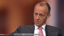 To on chce zastąpić Angelę Merkel. Kim jest Friedrich Merz? - miniaturka