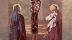 Pod Krzyżem Maryja usłyszała Testament Syna - miniaturka