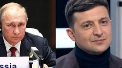 Czy prezydent Ukrainy jest 'człowiekiem Putina'?I Zełenski próbuje zablokować proces integracji euroatlantyckiej Ukrainy - miniaturka
