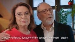 'Kuchnia posprzątana, stół nakryty... KONSTYTUCJA'- Boże Narodzenie wg Kidawy-Błońskiej - miniaturka