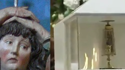 Madryt: Cud krwi św. Pantaleona - miniaturka
