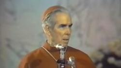Cud beatyfikacyjny abp. Sheena. Poruszające świadectwo uzdrowienia - miniaturka