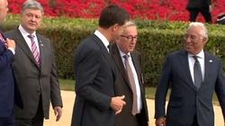 Juncker jest chory - nie pijany. Media kłamią - wstyd! - miniaturka