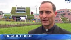 O. Gabriele Brusco - wspierał rodzinę Alfiego, musi opuścić Wielką Brytanię - miniaturka