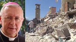 Pomóżmy Włochom! Już w tę niedzielę w kościołach zbiórka na rzecz poszkodowanych w trzęsieniu ziemi - miniaturka