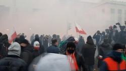 Policja podsumowuje Marsz Niepodległości. Zatrzymano 36 osób - miniaturka