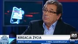 Janusz Gajos utyskuje na PiS. Celna riposta Jerzego Zelnika - miniaturka
