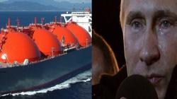 Tani gaz LNG przeciw Rosji - drugi sojusznik obok NATO! - miniaturka