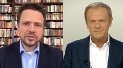 Trzaskowski odpowiada Tuskowi: Nie chcę konkurować z PO - miniaturka
