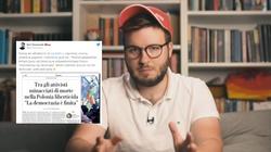 ,,La Repubblica'' publikuje kolejne kłamstwa o Polsce. Staszewski zachwycony  - miniaturka