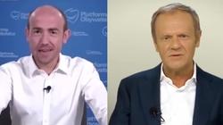 Tusk daje dobre rady opozycji, Budka odpowiada - miniaturka