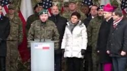Gen. Surawski nowym Szefem Sztabu Generalnego WP - miniaturka