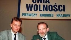"""Dla PiS koalicja z """"Dawna Unia Wolności teraz Kukiz"""" to samobójstwo - miniaturka"""