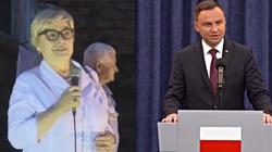 'To całkowita nieprawda' Prof. Gersdorf odpowiada prezydentowi - miniaturka