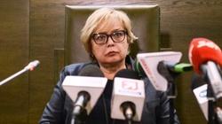 Małgorzata Gersdorf się żegna. ,,Nie udało się zatrzymać destrukcji'' - miniaturka