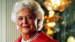 Nie żyje Barbara Bush - żona i matka prezydentów USA - miniaturka