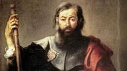 Świętego Jakuba Większego - Apostoła, patrona zakonów walczących z islamem - miniaturka