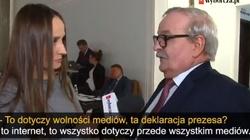 Dziennikarka 'GW': 'Mamy próbę ścigania dziennikarzy...' ZOBACZ, co odpowiedział poseł PiS! - miniaturka