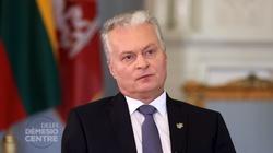 Prezydent Litwy nie poleci do Izraela. Wybrał Polskę - miniaturka