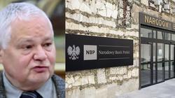 Czy szef NBP poda się do dymisji? Konferencja Glapińskiego - miniaturka