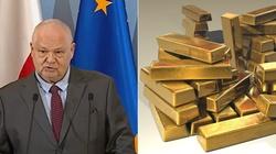 Glapiński: chcemy dokupić 100 ton złota - miniaturka