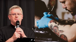 Ks. Piotr Glas: Jesteś katolikiem? Nie rób tatuaży! Otwierasz furtkę złu! - miniaturka