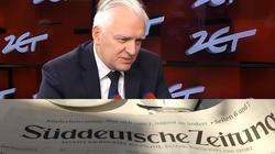 Niemiecka prasa: PiS chce podatku od reklam, cała nadzieja w Gowinie - miniaturka