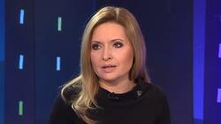 Dziennikarka Polsat News MIAŻDŻY 'żeńskie końcówki' - miniaturka