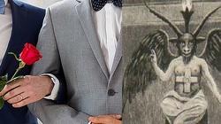 Ks. Piotr Glas: Homoseksualne 'małżeństwa' to sakrament satanistów - miniaturka