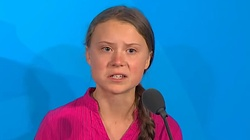 Greta Thunberg na pasku światowej rewolucji neomarksistowskiej - miniaturka