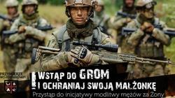 Wstąp do GROM i ochraniaj swoją żonę! - miniaturka