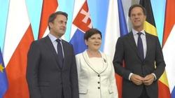 Udana prezydencja Polski w Grupie Wyszehradzkiej - miniaturka