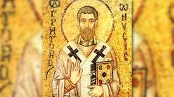 Nazwano go ''filarem Kościoła''. Św. Grzegorz z Nyssy - miniaturka