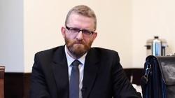'GP' o podejrzanej spółce 'Wataha'. W tle... Grzegorz Braun - miniaturka