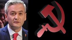 Komuniści chwalą przedwyborcze obietnice Biedronia - miniaturka