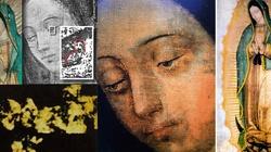 CUDOWNY obraz Matki Boskiej nienamalowany ludzką ręką - miniaturka