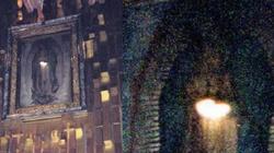 Cudowne światło na obrazie Matki Bożej z Guadelupe - miniaturka