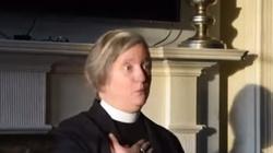OBŁĘD! 'Pastorka' lesbijka na czele proaborcyjnej organizacji - miniaturka