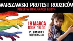 Rodzicu, ZAPROSTESTUJ przeciwko seksualizacji dzieci!!! Już w najbliższy PONIEDZIAŁEK - miniaturka