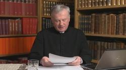 Burza po słowa ks. prof. Guza. Duchowny znów wzbudza kontrowersje  - miniaturka