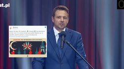 ,,Nijakość nie służy nikomu''. Politycy PSL zniesmaczeni kartką Trzaskowskiego - miniaturka